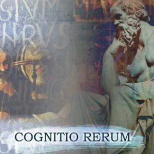 cognitio rerum, журнал, научная артель, обложка